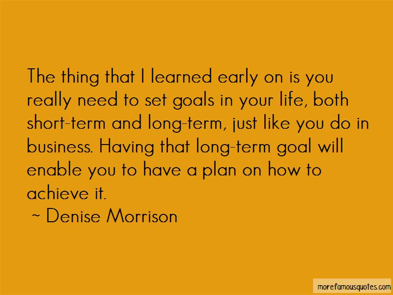 Achieve Goals In Life Quotes