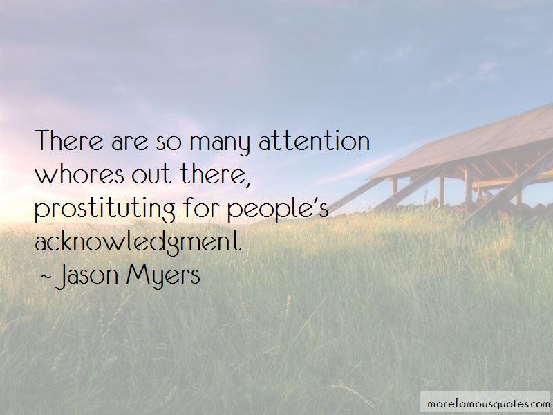 Acknowledgment Quotes