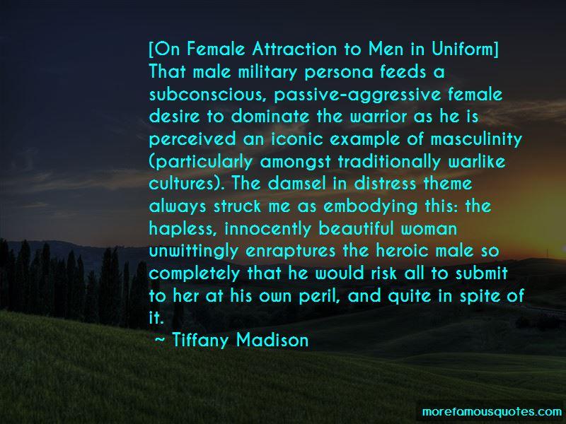 Aggressive Female Quotes