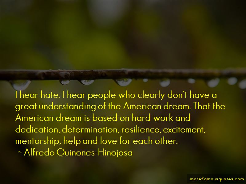 American Dream Hard Work Quotes Top 29 Quotes About American Dream