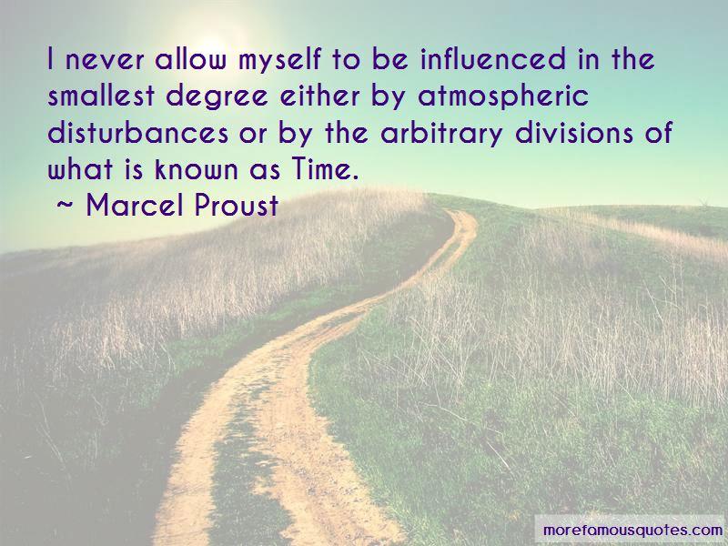 Atmospheric Disturbances Quotes