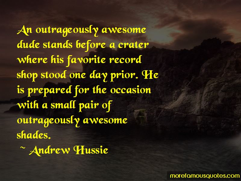 Awesome Dude Quotes