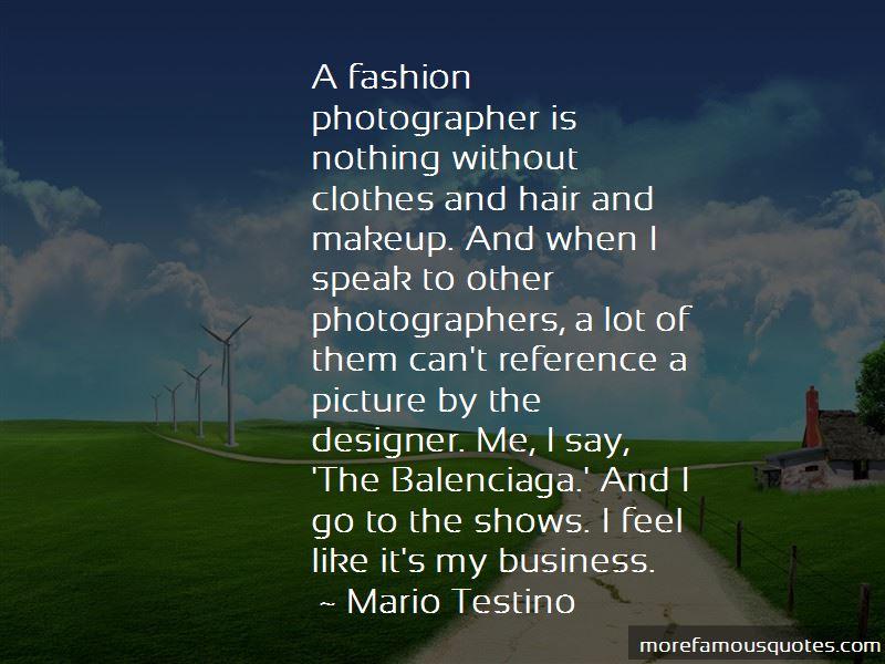 Balenciaga Fashion Quotes Pictures 2