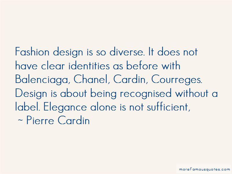 Balenciaga Fashion Quotes Pictures 4