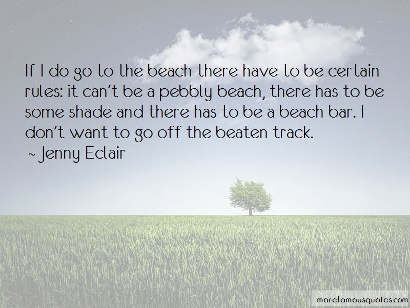 Beaten Track Quotes Pictures 3