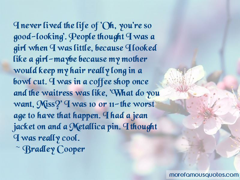 Because I Am A Girl Quotes Pictures 4