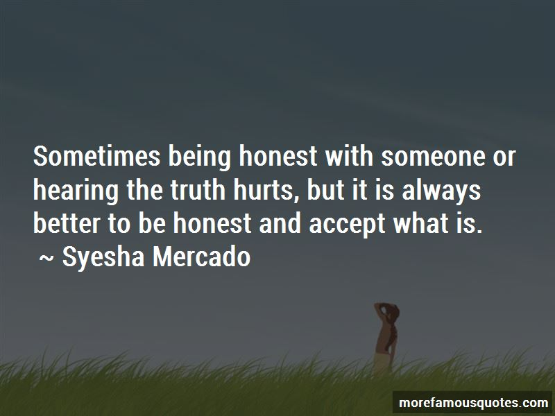 Being Honest Hurts Quotes Pictures 2