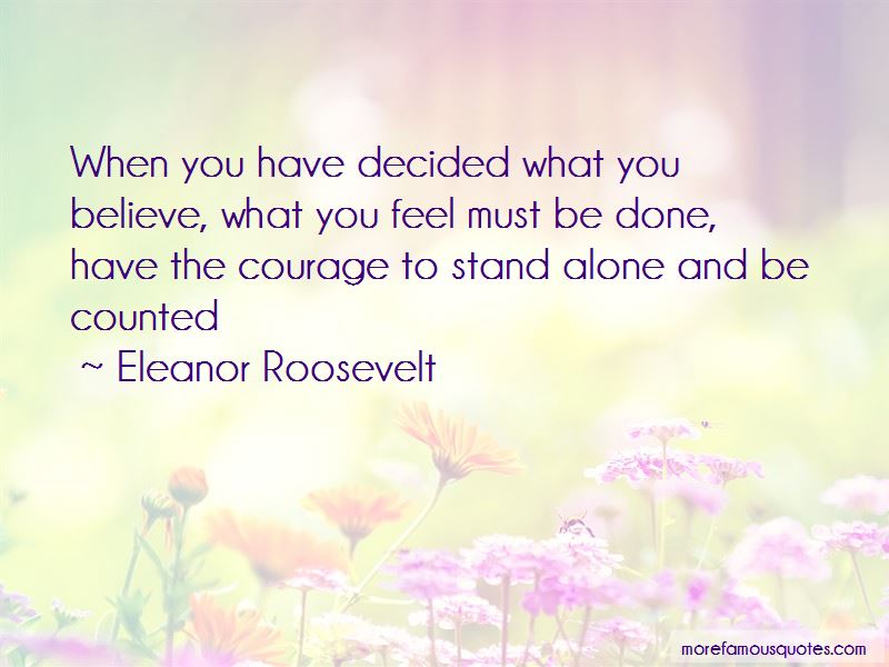 Believe What You Feel Quotes Pictures 2