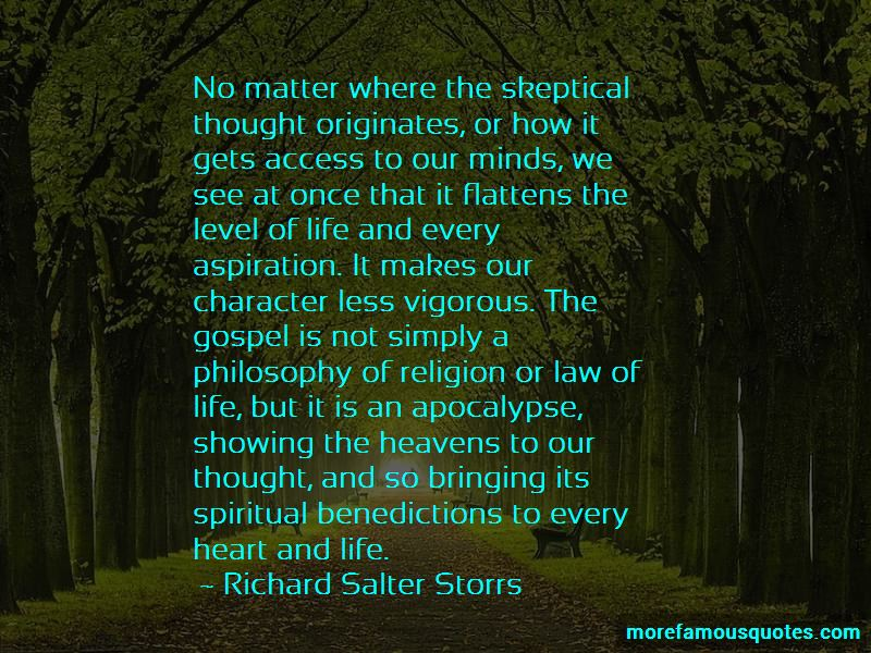 Benedictions Quotes