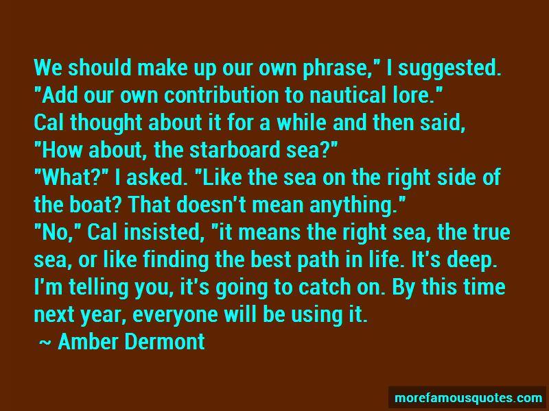 Best Nautical Quotes