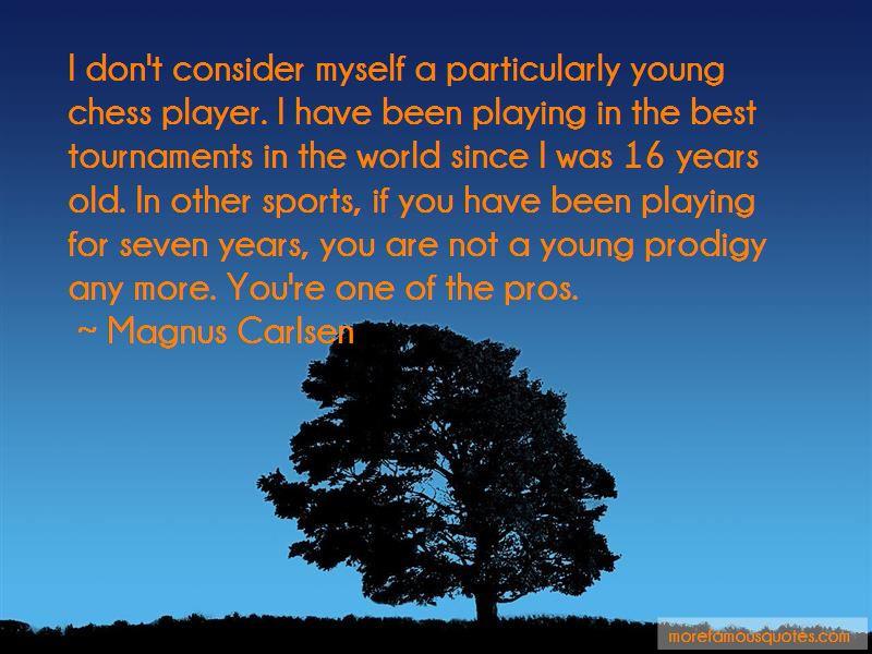 Best Prodigy Quotes