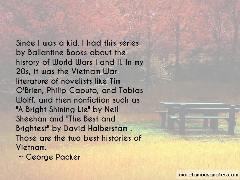 Best Tobias Quotes