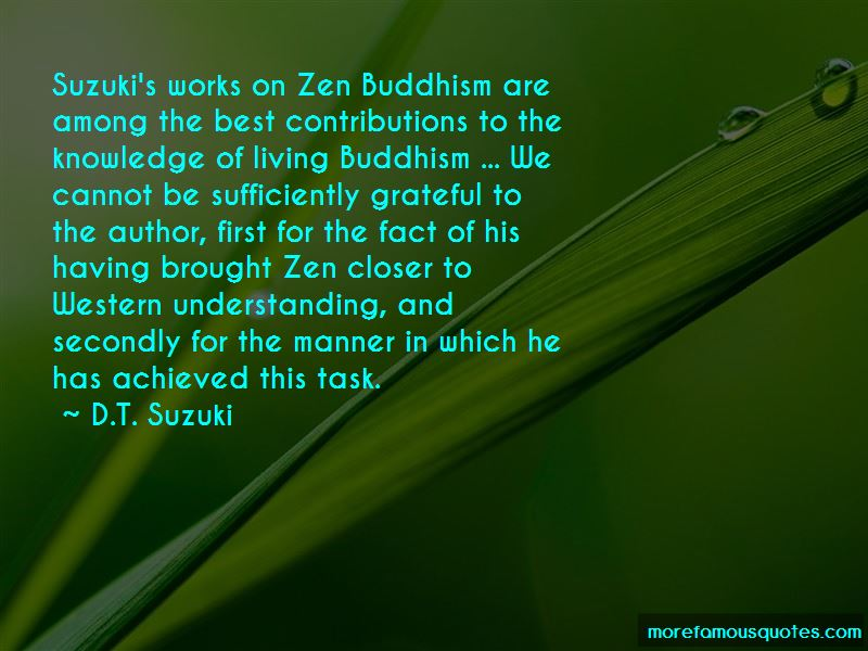 Best Zen Buddhism Quotes Top 2 Quotes About Best Zen Buddhism From