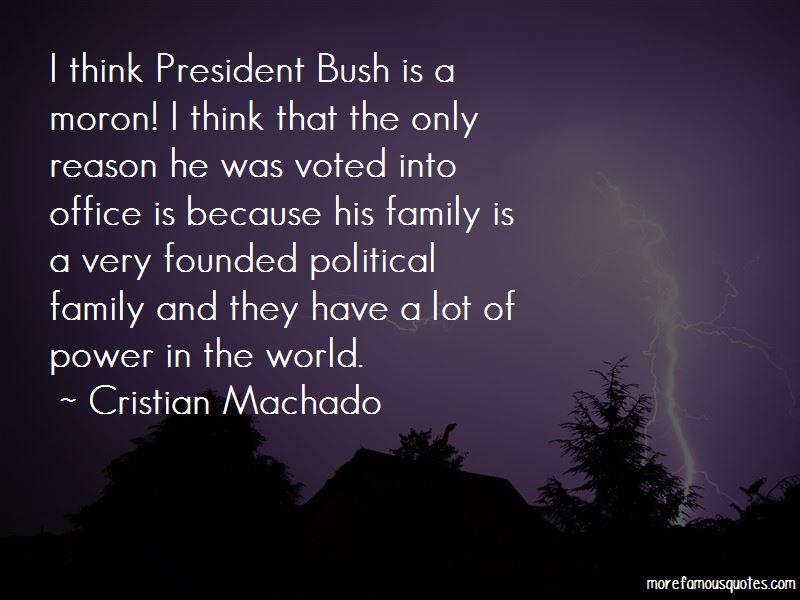 Bush Moron Quotes Pictures 4