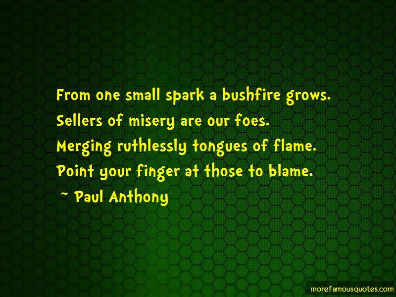 Bushfire Quotes