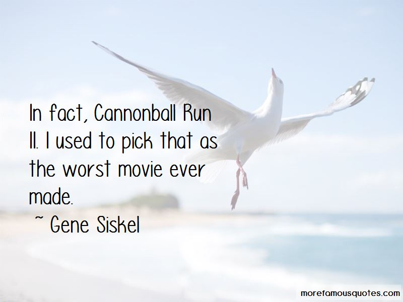 Cannonball Run Movie Quotes Pictures 2