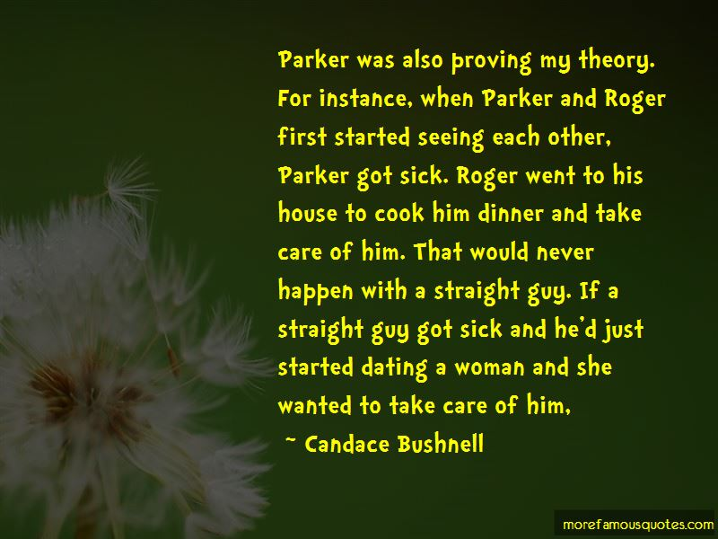 Cd Parker Quotes Pictures 4