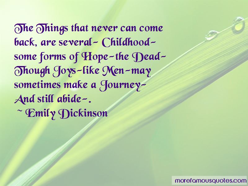 Childhood Never Come Back Quotes Pictures 3