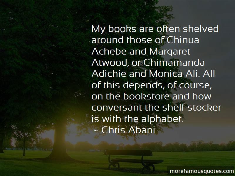 Chimamanda Quotes