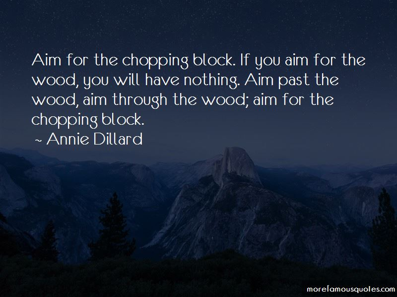 Chopping Block Quotes Pictures 3