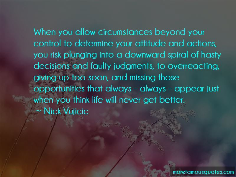 Circumstances Beyond My Control Quotes Pictures 3