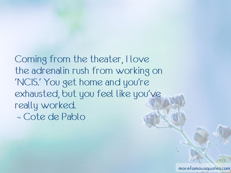 Coming Home Love Quotes Pictures 4