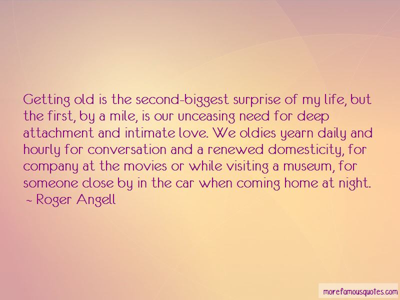 Coming Home Love Quotes