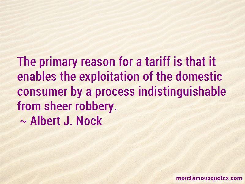 Consumer Exploitation Quotes