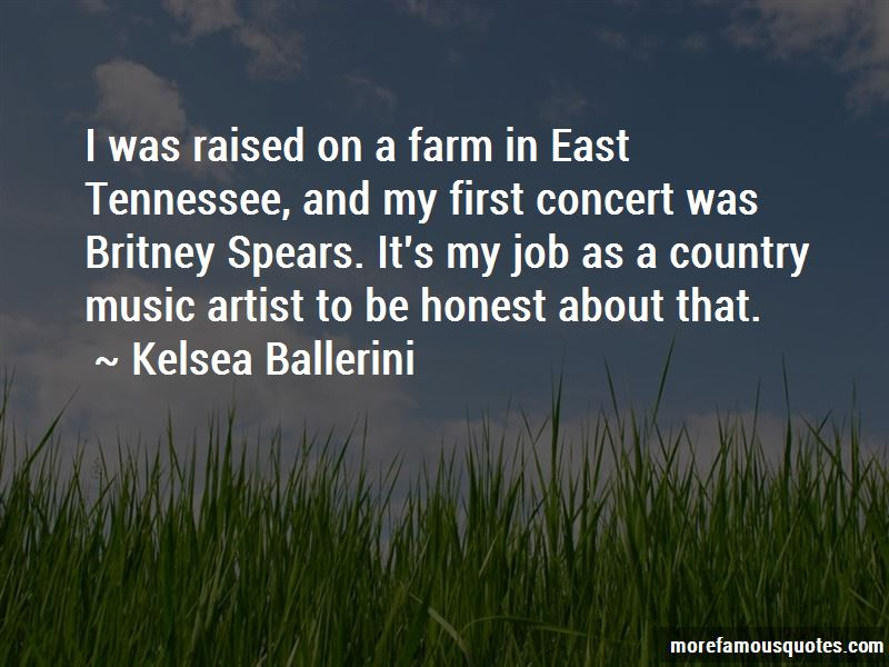 Country Concert Quotes Top 11 Quotes About Country Concert From