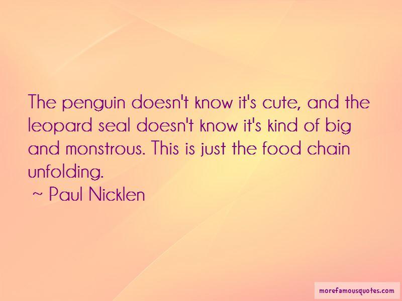 Cute Penguin Quotes