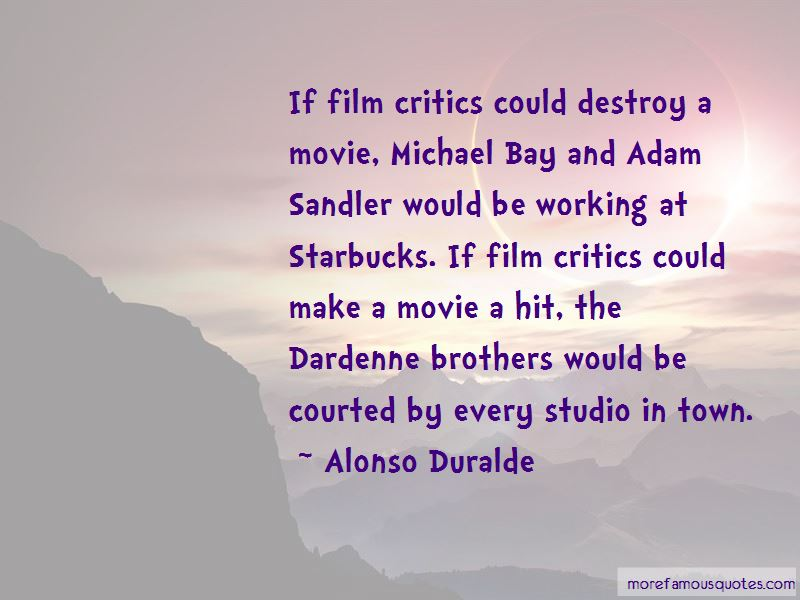 Dardenne Brothers Quotes