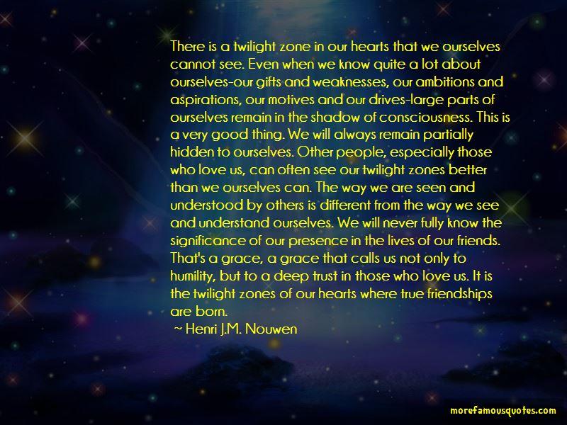 Deep Hidden Love Quotes