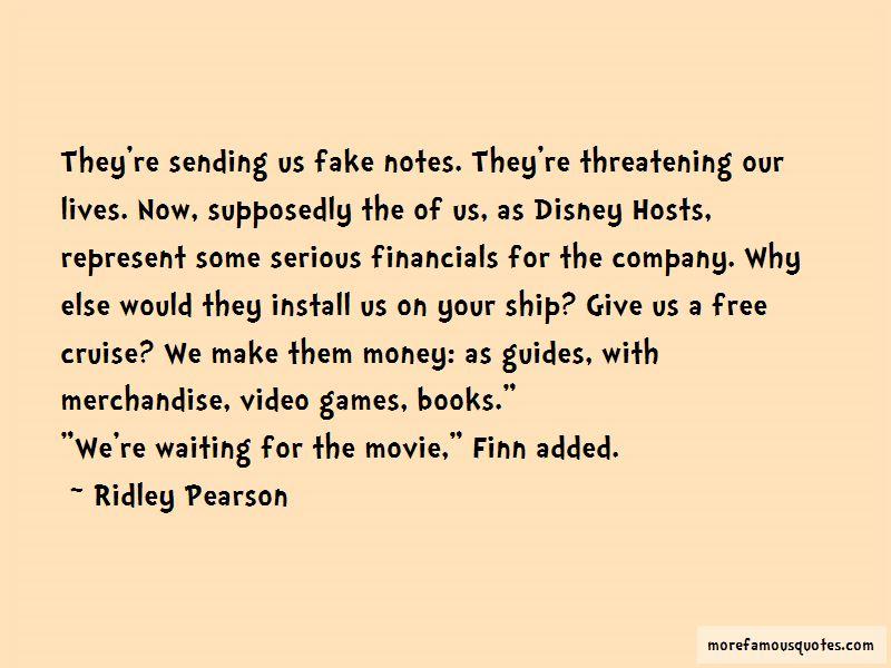 Disney Cruise Quotes