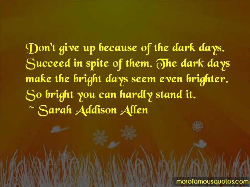 Don't Give Up Because Quotes Pictures 4
