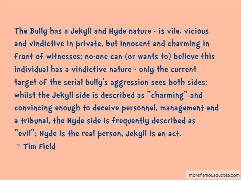 Dr Jekyll Described Quotes