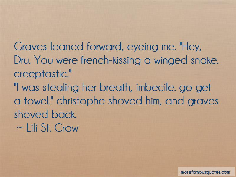 Dru And Graves Quotes Pictures 3