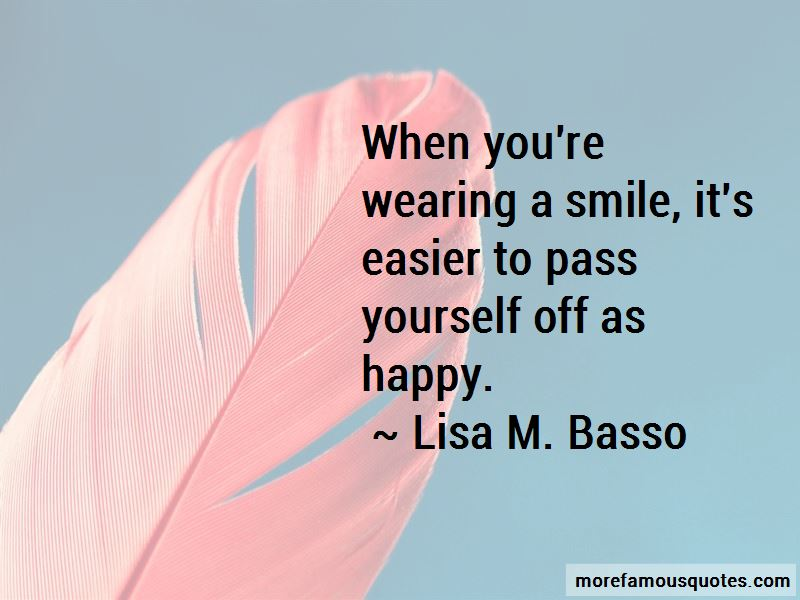 Easier To Smile Quotes