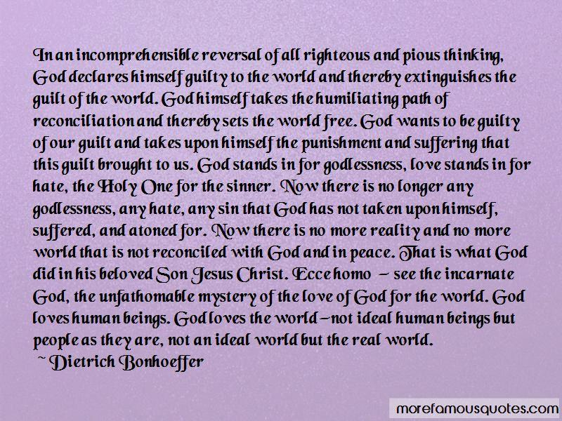 Ecce Homo Quotes