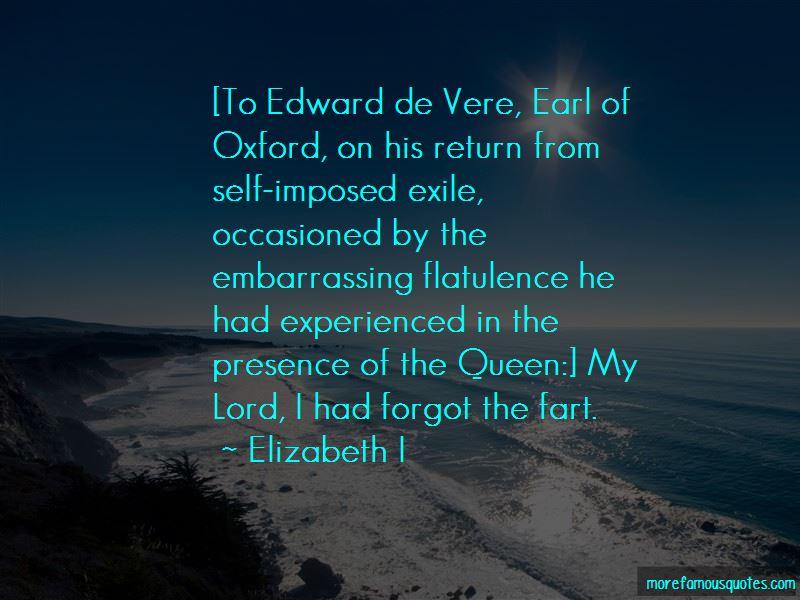 Edward De Vere Quotes: top 2 quotes about Edward De Vere from famous