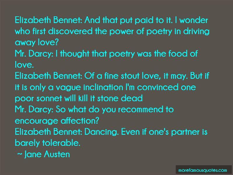 Elizabeth Bennet Darcy Quotes Pictures 3