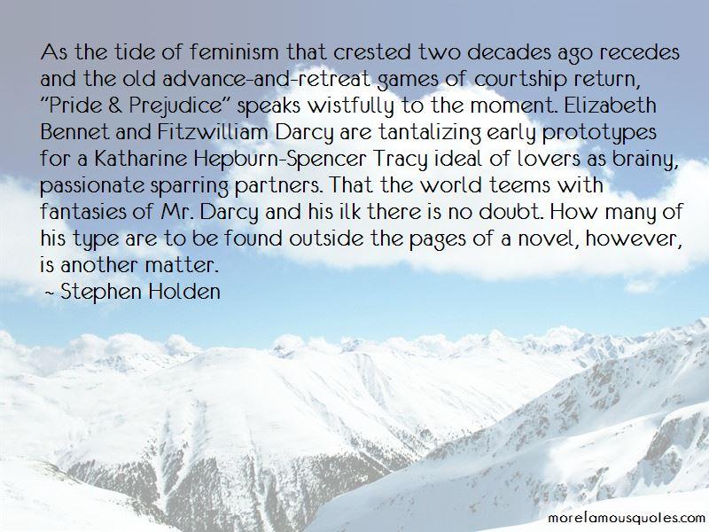 Elizabeth Bennet Darcy Quotes