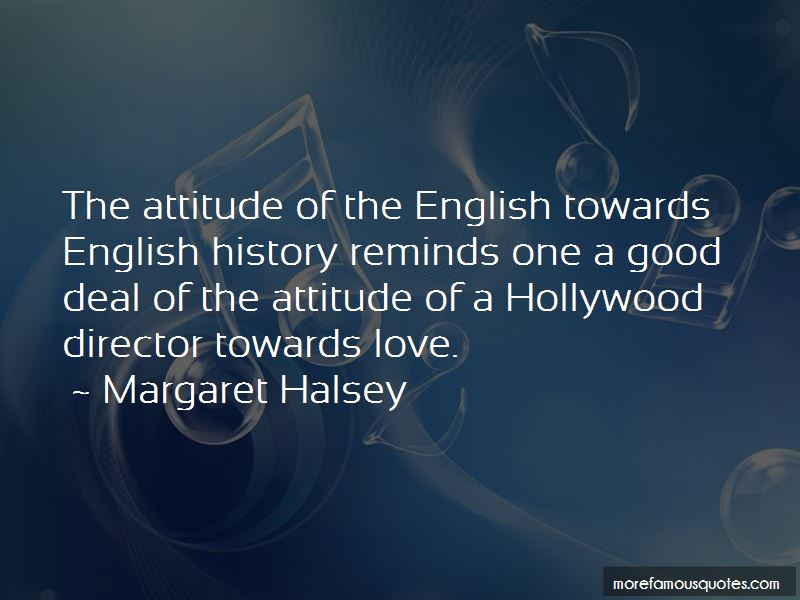 English Attitude Love Quotes