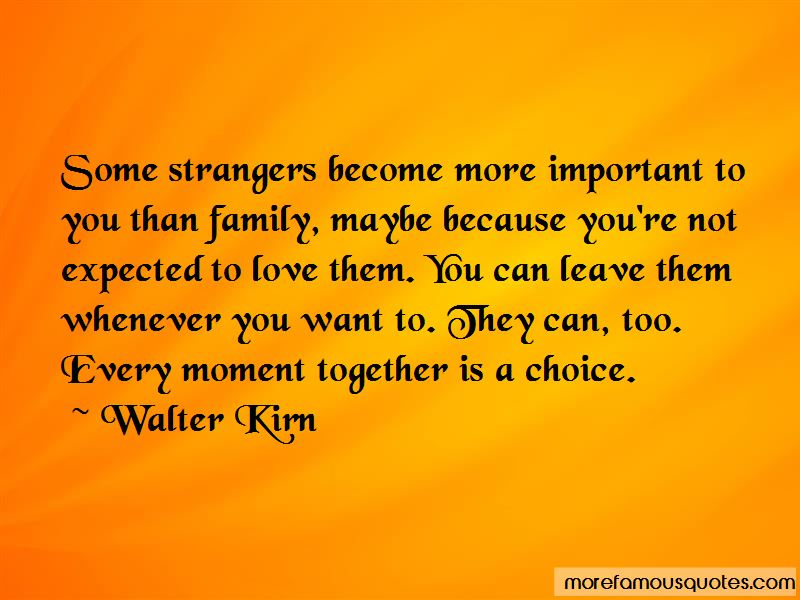 Family Is More Important Than Love Quotes Pictures 4