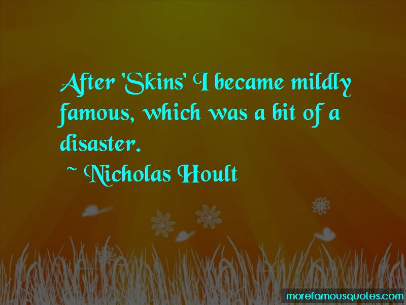 Famous Skins Uk Quotes