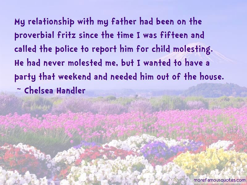 Father And Child Relationship Quotes