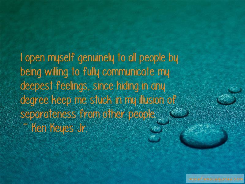 Feelings Hiding Quotes