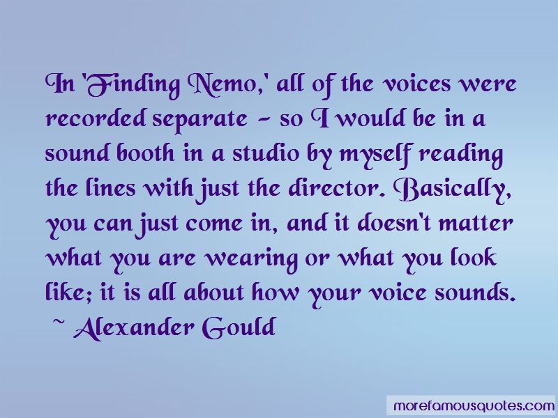 Finding Nemo Quotes Pictures 4