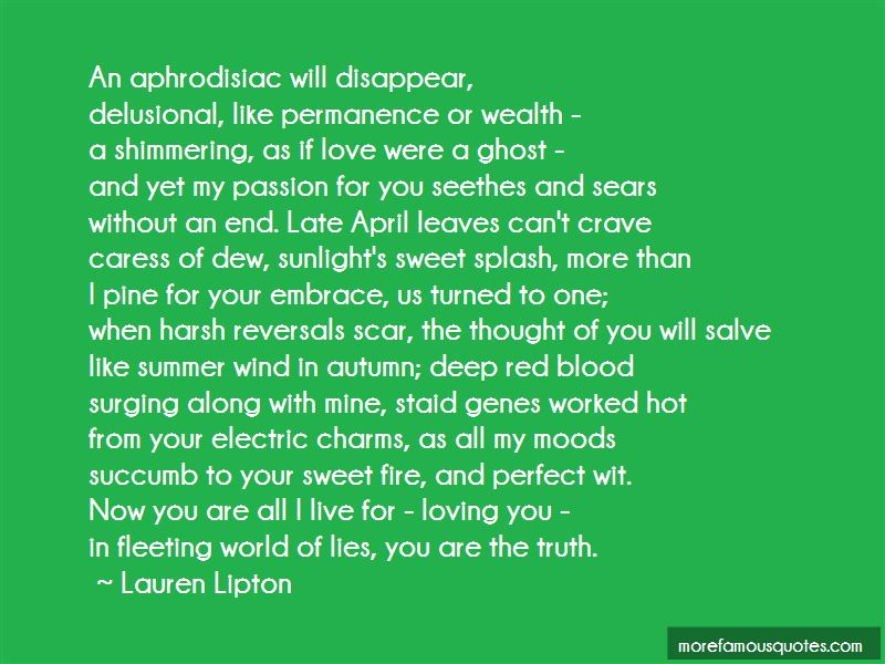 Fire Passion Love Quotes