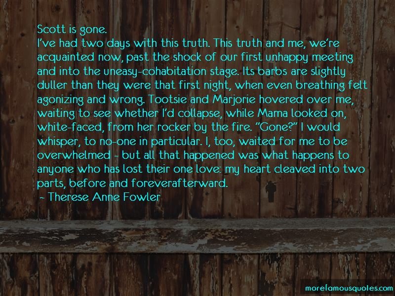 First Love Gone Wrong Quotes