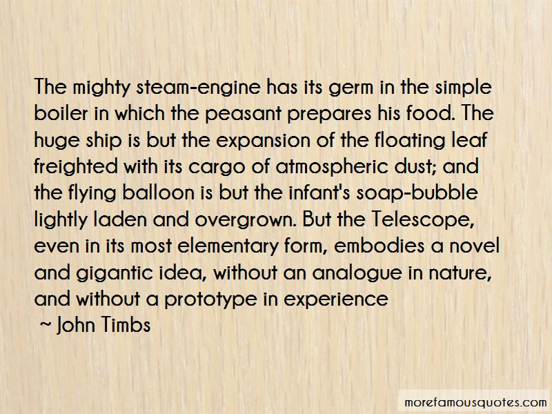 Flying Balloon Quotes